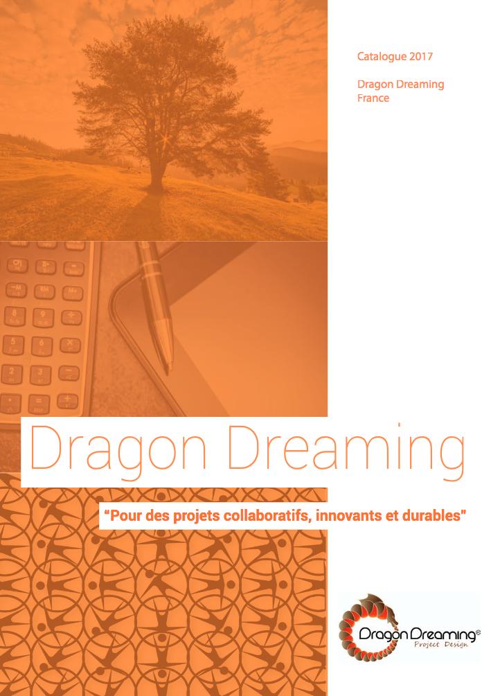 Catalogue formation rêve du dragon 2017