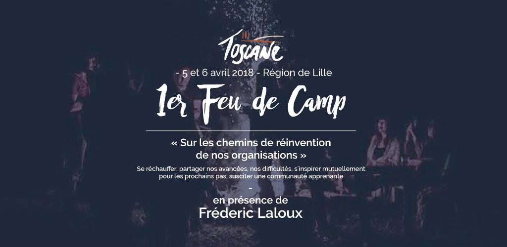 Un Feu de Camp avec Frédéric Laloux